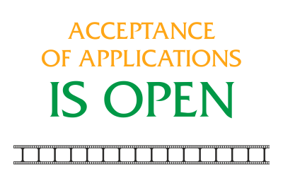 Acceptance of applications is open!